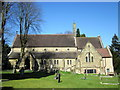 SO9975 : Holy Trinity Church Lickey by Roy Hughes