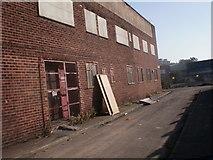 SJ8499 : Crabbe Street, Manchester by Duncan Watts