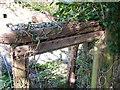 SY8090 : Oak Door Frame and Lintel by Nigel Mykura