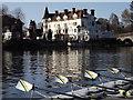 SU9081 : Thames Hotel, Maidenhead by Colin Smith
