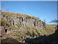 NY8118 : Limestone gorge, Swindale Head by Karl and Ali