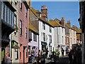 TQ8209 : Hastings Half Marathon 2012, All Saints' Street by Oast House Archive