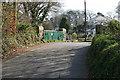 SX4271 : Railway bridge former Callington line by roger geach