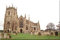 TF5520 : St Clement's Church, Terrington St Clement by Christopher Hilton