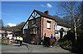SJ5256 : The Pheasant Inn, Burwardsley by Espresso Addict