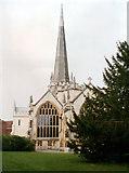 ST8558 : Trowbridge, Church of St James by Roy Hughes