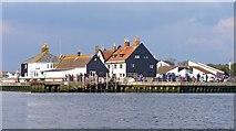 SZ1891 : Mudeford Quay by Mike Smith