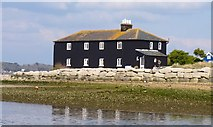 SZ1891 : The Black House, Mudeford Spit by Mike Smith