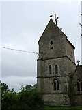 ST9383 : Tower, The Church of the Holy Rood by Maigheach-gheal