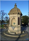 NT3472 : Musselburgh War Memorial by kim traynor