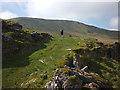SD7083 : Quarry track, Binks by Karl and Ali