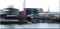 ST5772 : Great Western Dockyard by Thomas Nugent