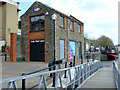 ST5772 : Poole's Wharf Centre by Thomas Nugent