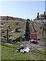 SK5636 : Footpath Closed by Alan Murray-Rust