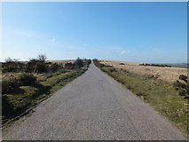 SS8429 : Ridge Road, West Anstey Common by John Courtney