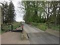 NY4157 : Walking towards Rickerby by Ian S