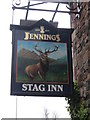 NY4459 : The Stag Inn, Crosby-on-Eden by Ian S