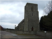 SK7645 : St. Peter's Church, Sibthorpe by JThomas