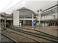 SJ8497 : Piccadilly Station by David Dixon