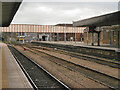 SK3586 : Sheffield Station by David Dixon