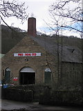 SK3089 : Little Matlock rolling mill in the Loxley valley by Rudi Winter