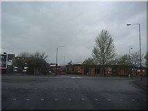 TQ4667 : Cray Avenue at the junction of Kent Road, St Mary Cray by David Howard