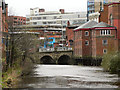 SK3587 : River Don, Lady's Bridge by David Dixon