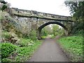 SE4048 : Barleyfields Road bridge, Wetherby by Christine Johnstone