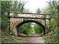 SE3949 : Quarry Hill bridge, Wetherby by Christine Johnstone
