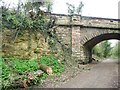 SE3949 : Tree clearance at Quarry Hill bridge by Christine Johnstone