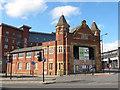 SK3586 : Former tram depot, Shoreham Street by Stephen Craven