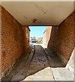 SE4843 : Cobbled Lane by Andy Farrington