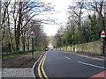 SK3686 : Norfolk Park Road by Stephen Craven