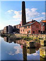SK3588 : The Chimney House, Kelham Island by David Dixon