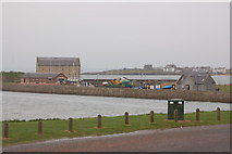 NT4999 : View across Elie harbour by Roger Davies