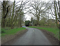 SU7490 : Drovers Lane junction with Dolesden Lane by Stuart Logan