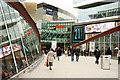 TQ3884 : Westfield shopping centre by Richard Croft