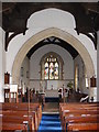 TM3961 : Inside St.Mary Magdalene Church, Sternfield by Adrian Cable