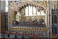 SX9292 : Bishop Bronescombe Effigy, Exeter Cathedral by Julian P Guffogg