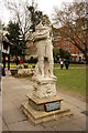 TQ2981 : Charles II by Richard Croft