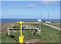 TA2570 : Fog Signal Station, Flamborough Head by Pauline E