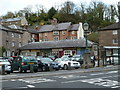 SK2956 : Market place, Cromford by Andrew Hill