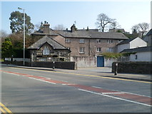 SH5638 : Tudor Lodge guest house, Porthmadog by Jaggery