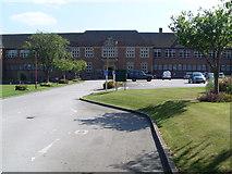 SP0583 : King Edward VI High School for Girls, Birmingham by David Hillas
