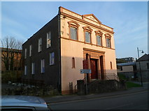 SH4862 : Grade II* listed Capel Pendref, Caernarfon by Jaggery