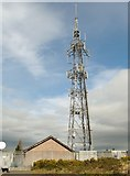 J3630 : The Drinnahilly Transmission Mast by Eric Jones