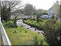 NY3239 : Gill Beck, Caldbeck by Les Hull