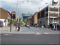 TQ3179 : London Waterloo:  The Cut by Dr Neil Clifton