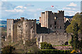 SO5074 : Ludlow Castle by Ian Capper