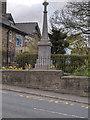 SD7931 : Hapton War Memorial by David Dixon